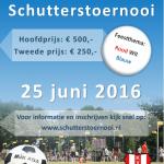 Image for KV Rigtersbleek/Cottus organiseert voor 12de keer het Twents Open Schutterstoernooi!
