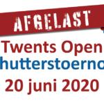 Image for Schutterstoernooi 2020 afgelast